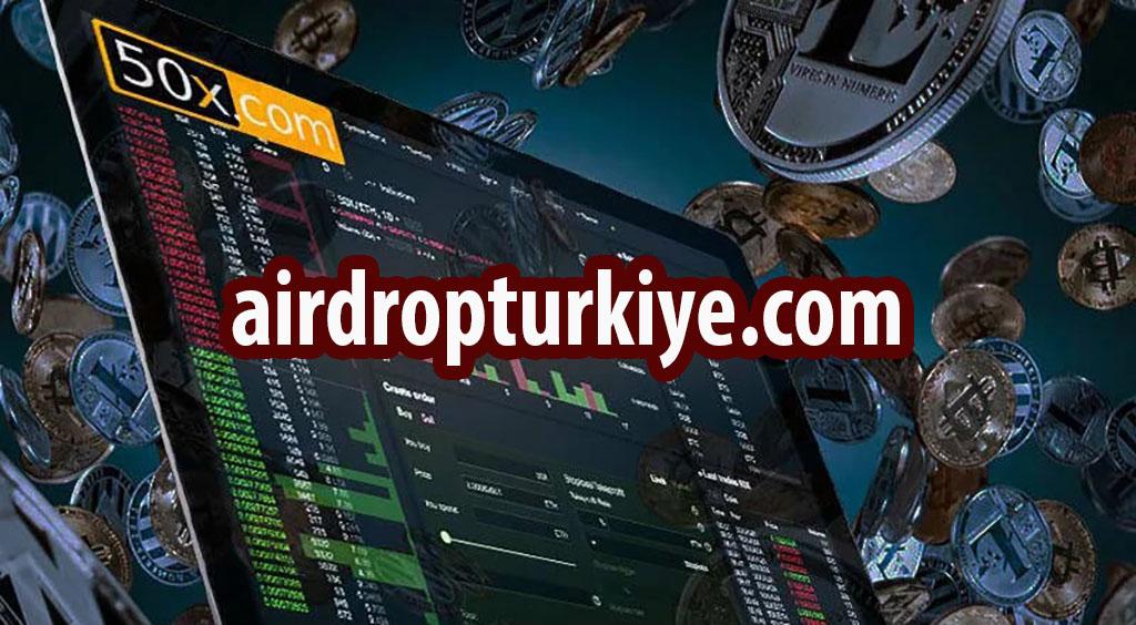 50x 50x.com (A2A) Coin Airdrop