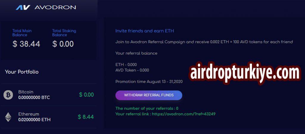 avodron-1024x452 Avodron (AVD) Airdrop Fırsatı !!!