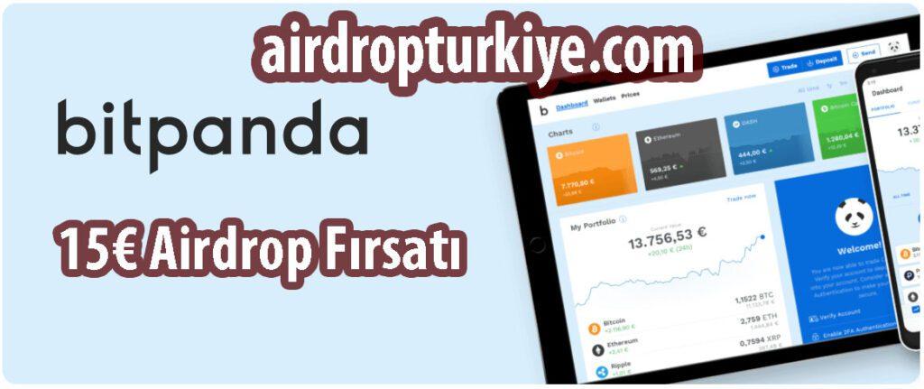 bitpandaairdrop-1024x431 Bitpanda 15€ Airdrop Fırsatı