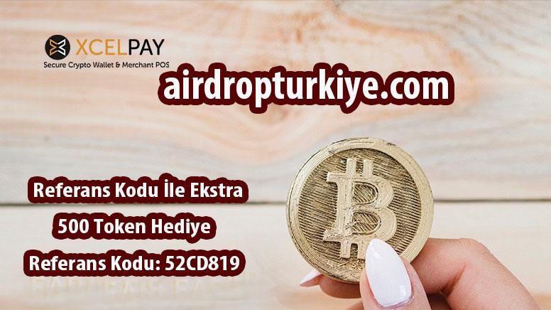 xcel XcelPay Wallet Airdrop Fırsatı
