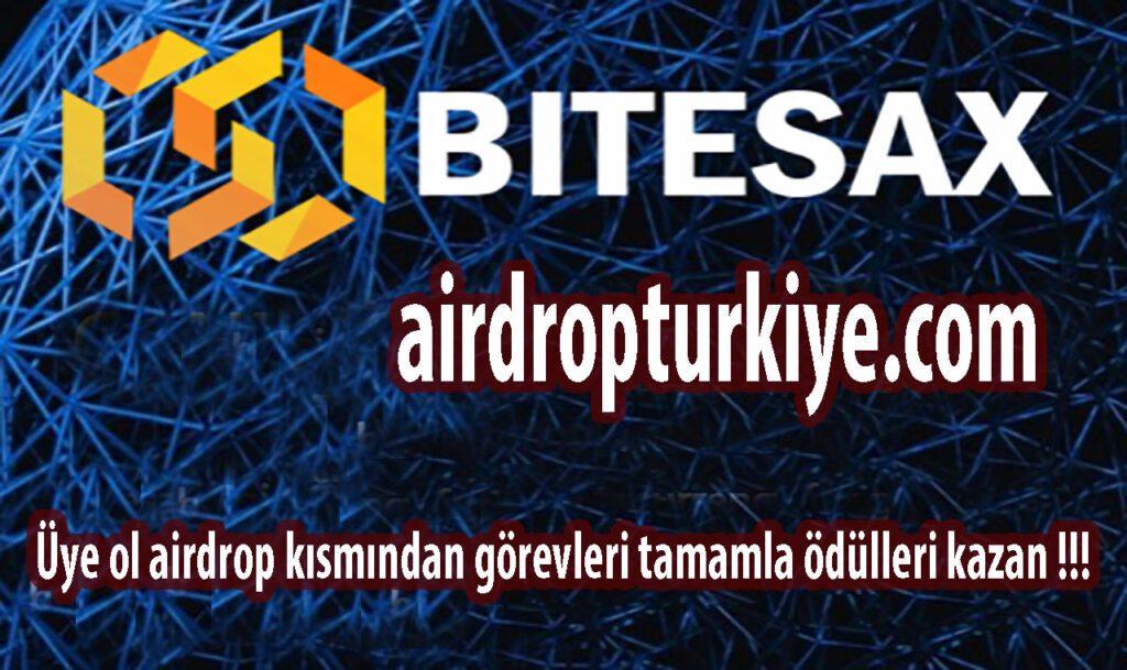 bitesaxairdropturkiye-1024x609 Bitesax BTEX Airdrop Fırsatı