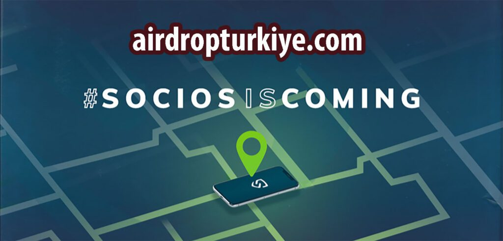 Sociosairdrop-1024x491 Socios Taraftar Token Airdrop Fırsatı