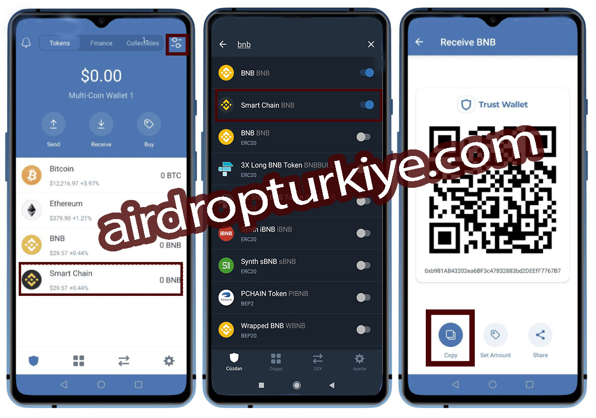 binancesmartchainairdropturkiye Thinkium Airdrop Fırsatı