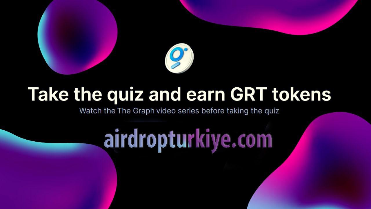 coinmarketcap-grt-token CoinMarketCap GRT Coin Airdrop Fırsatı