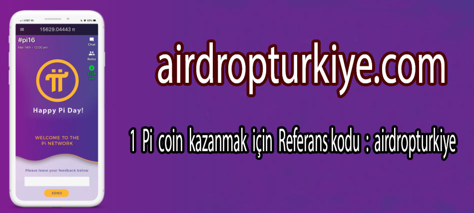 picoin Pi Network Airdrop Fırsatı