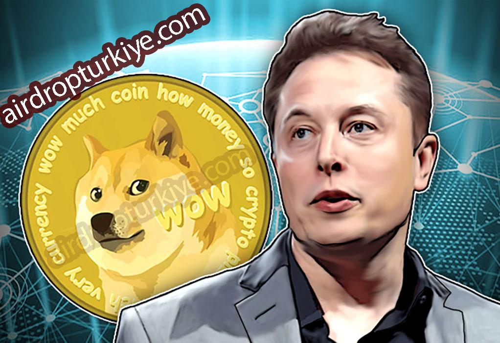 elonmuskairdropturkiye Elon Musk Yine Yaptı Yapacağını! Dogecoin