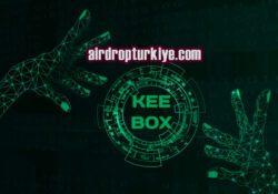 Keebox airdrop fırsatı