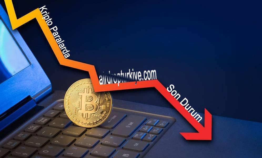 bitcoin düşüş geldi