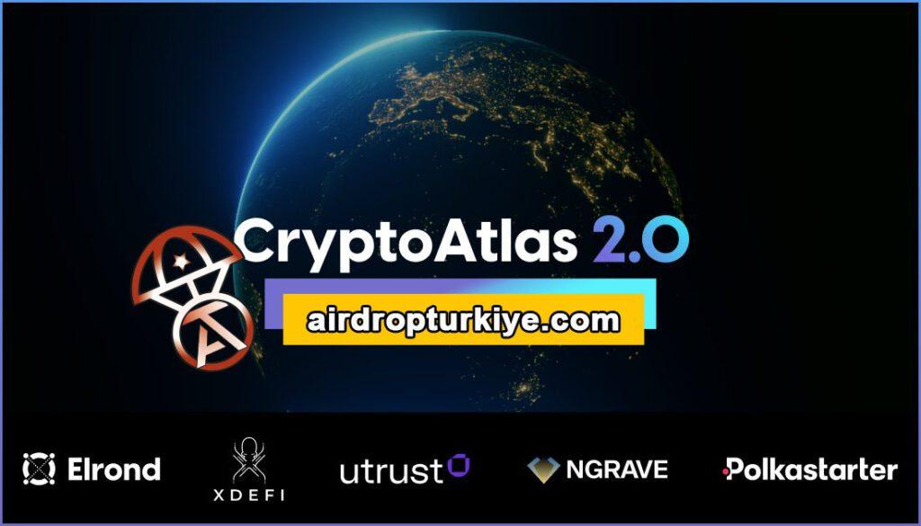 CryptoAtlas-airdropturkiye-1024x585 Crypto Atlas Airdrop Fırsatı