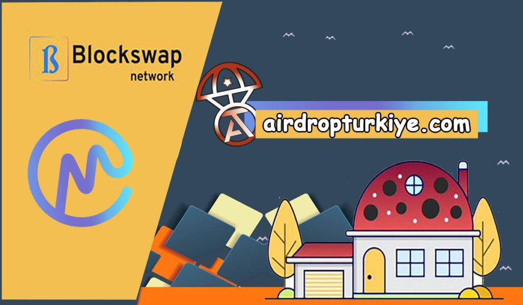 BlockSwapairdorp-1024x597 Coinmarketcap StakeHouse Airdrop Fırsatı