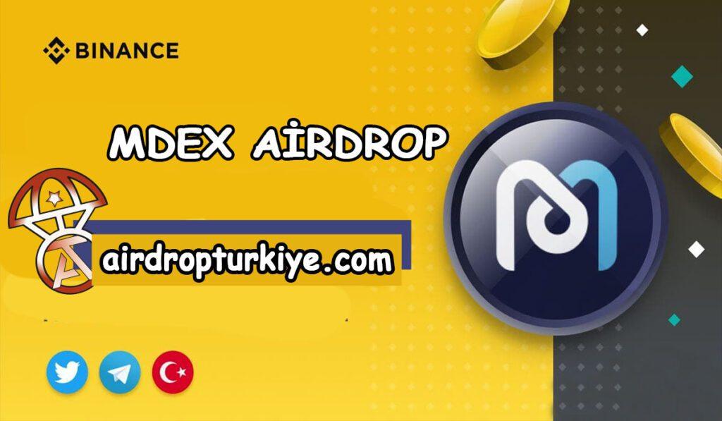 MDEXairdropturkiye-1024x597 Binance MDEX Airdrop Fırsatı