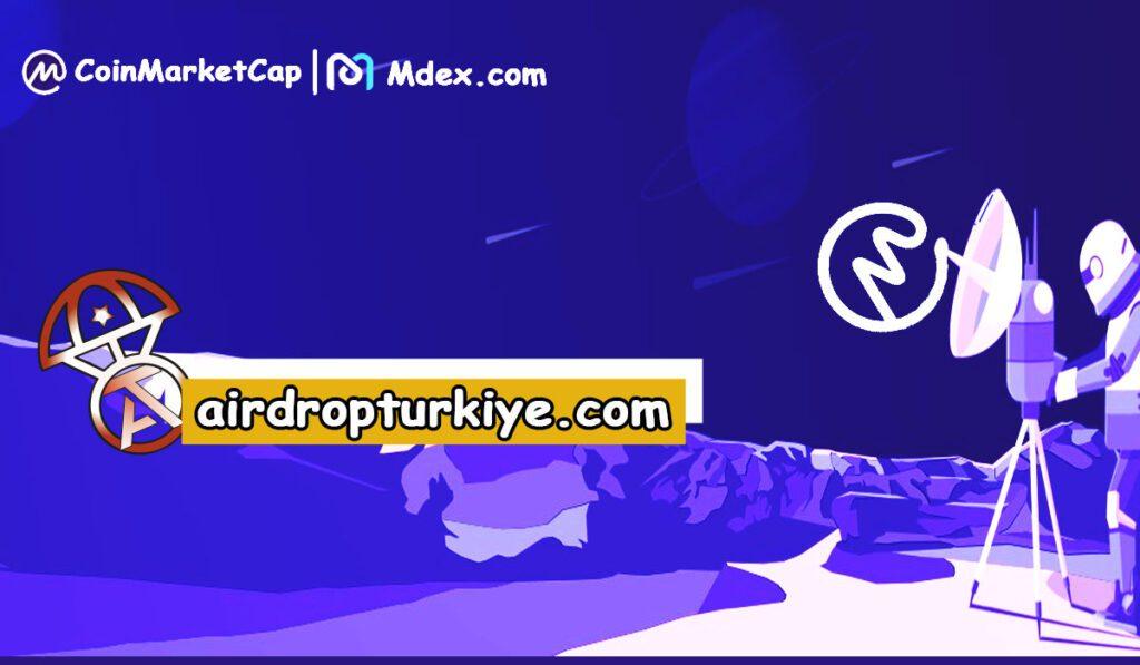mdex-1024x597 Coinmarketcap MDEX Airdrop Fırsatı