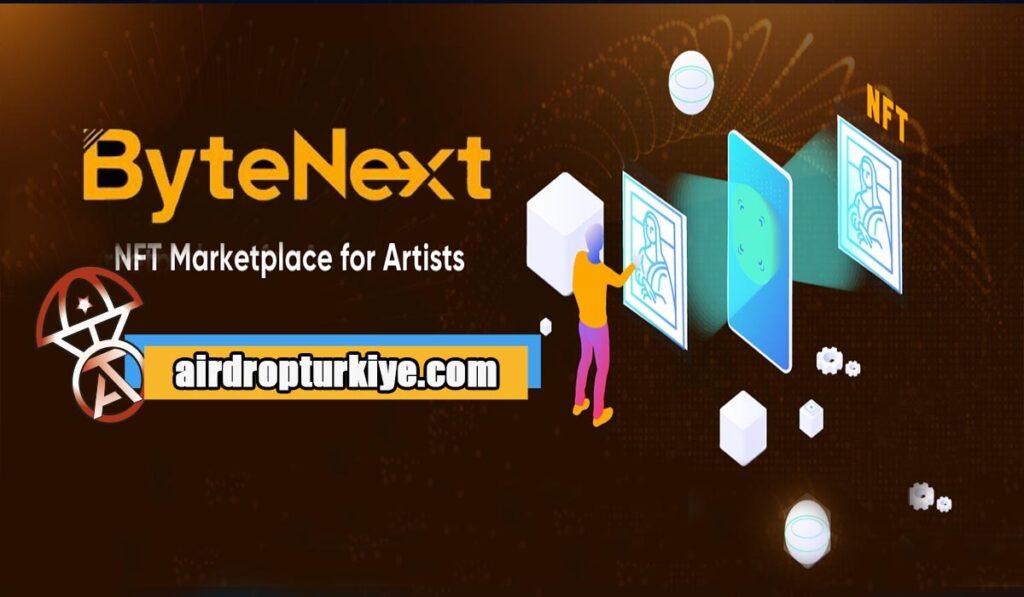 bytenext-1024x597 Coinmarketcap Byte Next Airdrop Fısatı