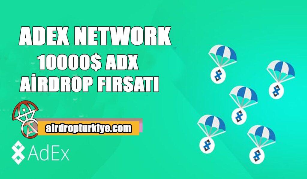 ADEX-1024x597 Coinmarketcap AdEx Airdrop Fırsatı