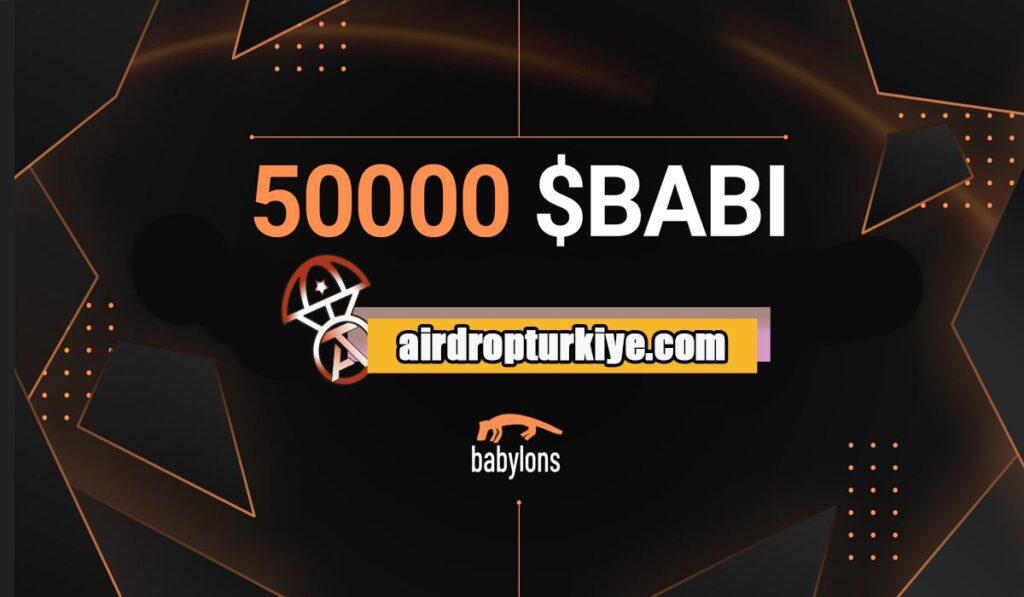 Babylon-1024x597 Babylons $BABI Airdrop Fırsatı