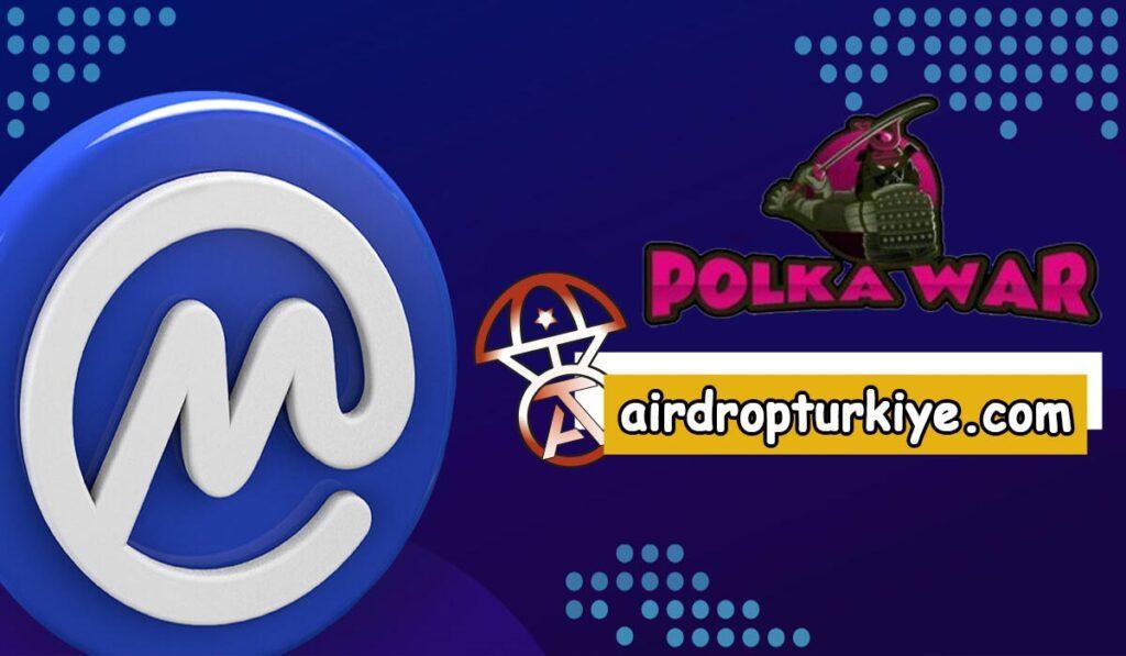 Polkawar-1024x597 Coinmarketcap PolkaWar Airdrop Fırsatı
