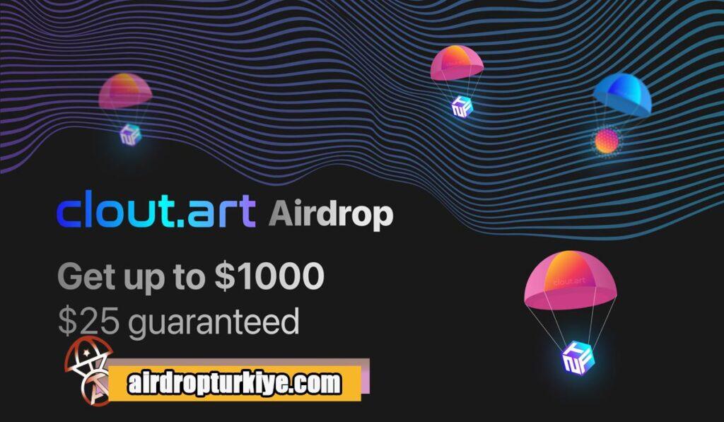 cloutart-1024x597 Clout Art SWAY Airdrop Fırsatı