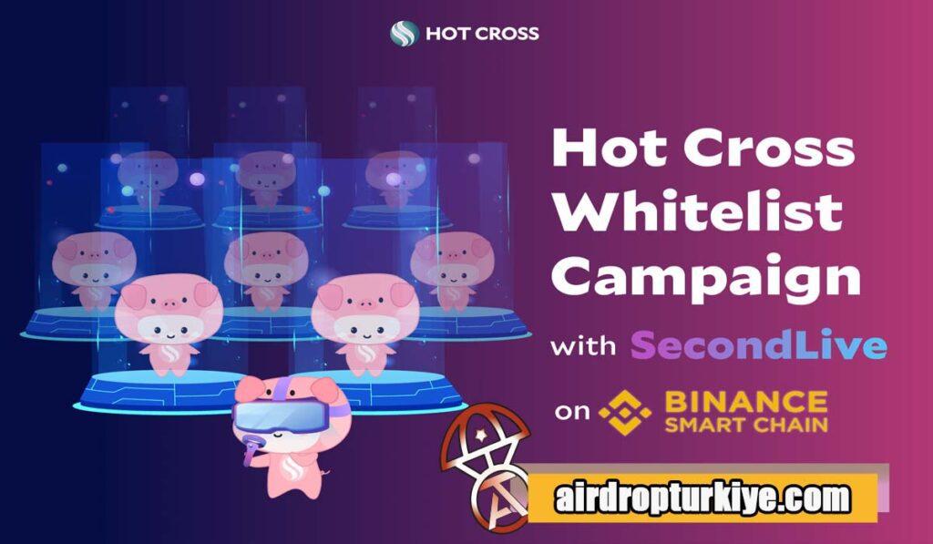 hotcross-1024x597 Hot Cross Airdrop Fırsatı