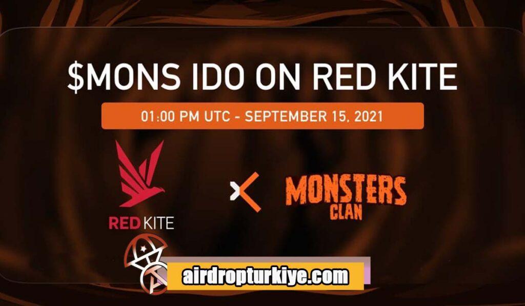 Monsairdrop-1024x597 Redkite & Monster Airdrop Fırsatı