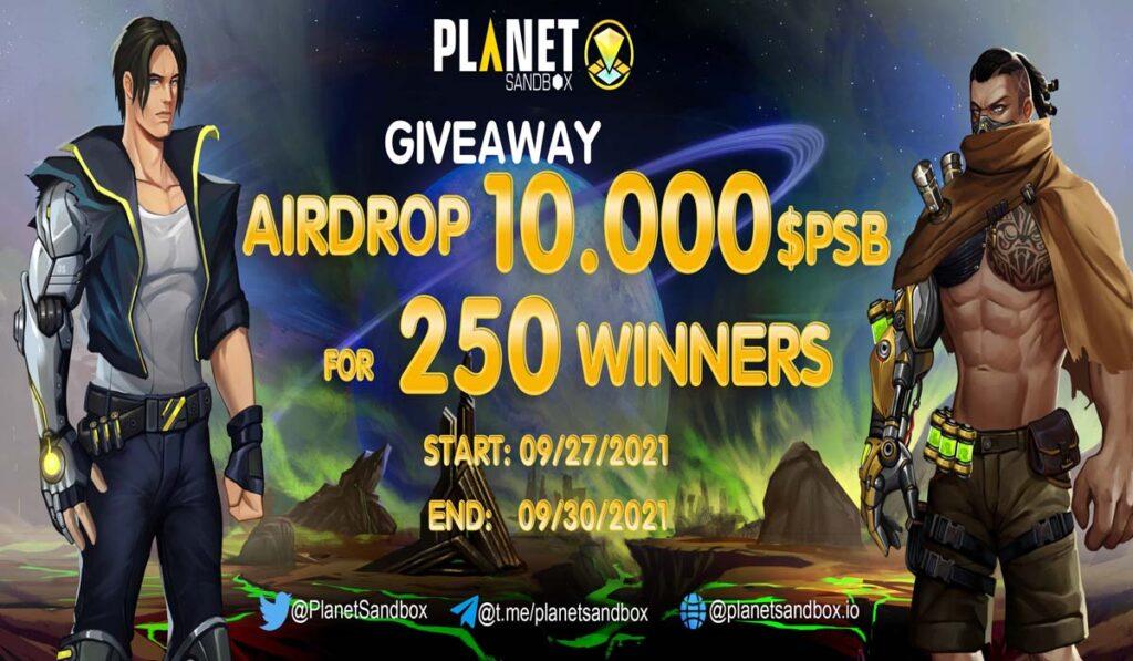 planetsandbox-1024x597 Planet Sandbox Airdrop Fırsatı