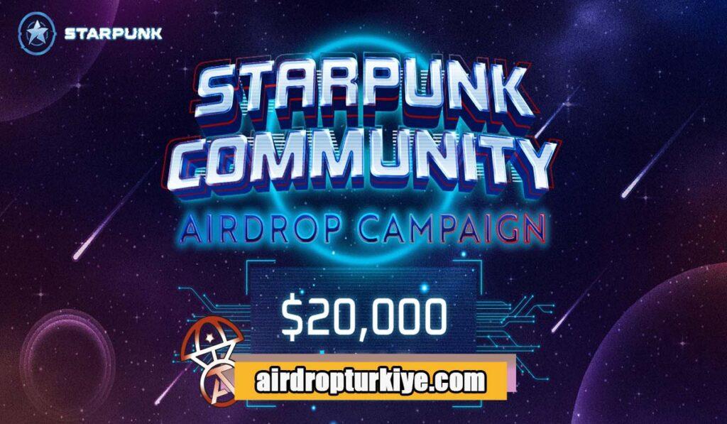 starpunk-1024x597 Starpunk $STAR Airdrop Fırsatı