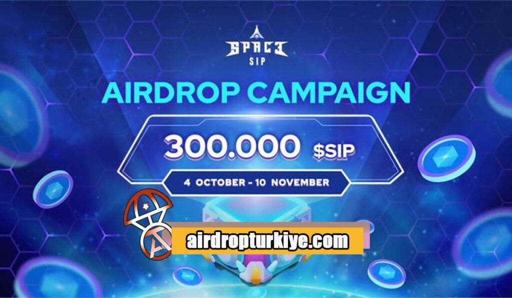SPI-airdrop-1024x597 SPACE $SIP Airdrop Fırsatı